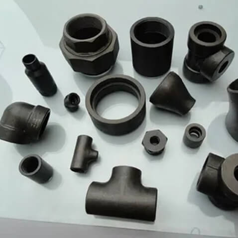 Carbon Forged Fittings