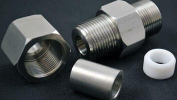 Alloy 20 Compression Tube Fittings