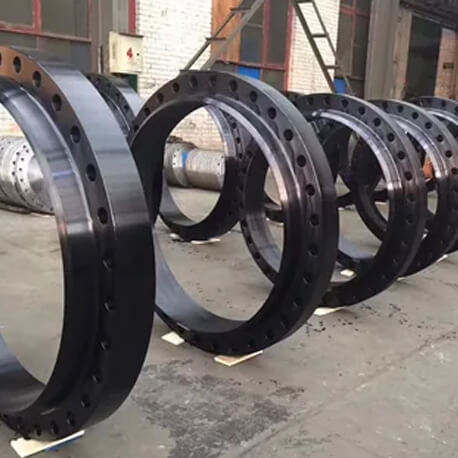 Carbon F42,F52,F65,F70 Slip on Flanges