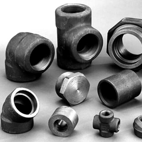 Carbon Steel Threaded Forged Fittings