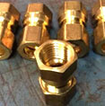 Copper / Brass Tube to Female Fittings