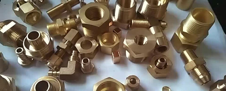 Copper / Brass Compression Tube Fittings
