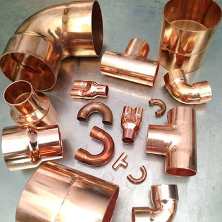 Cupro Nickel 70/30 Buttweld Pipe Fittings