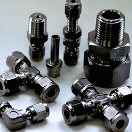 Carbon Steel Compression Fittings