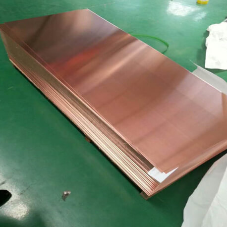 Copper Nickel Chequered Plates