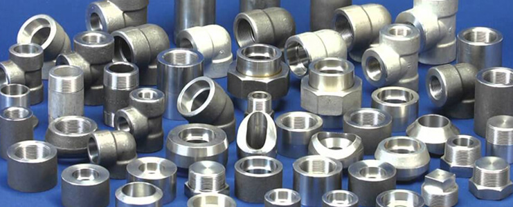 800 / 800H / 800HT Incoloy Forged Fittings