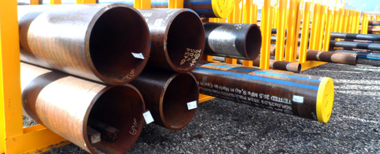 ASTM A333 GR.6 Carbon Steel Pipes