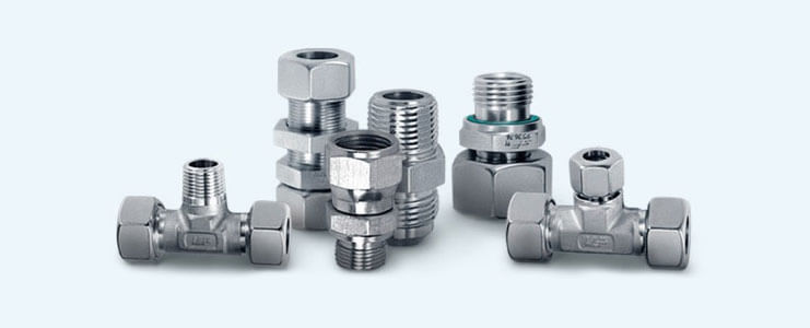Inconel Compression Tube Fittings