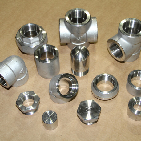 Super Duplex Steel S32750 / S32760 Forged Fittings