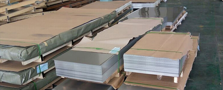 Super Duplex S32750/S32760 Sheets and Plates