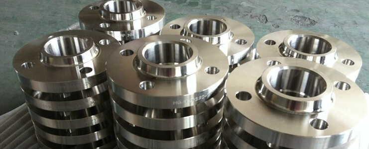 304L Stainless Steel Flanges