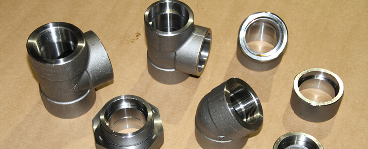 904L Stainless Steel Forged Fittings
