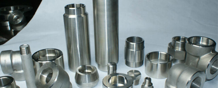 304L Stainless Steel Forged Fittings
