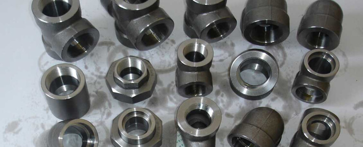 Super Duplex Steel S32750/S32760 Forged Fittings