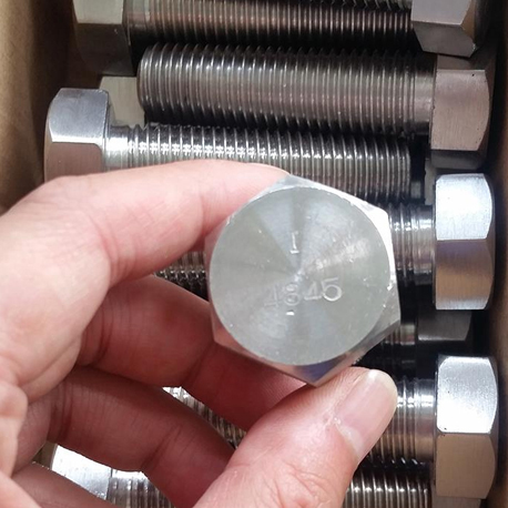 Nickel 201 Hex Bolts